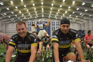 Spinning for the cancer community