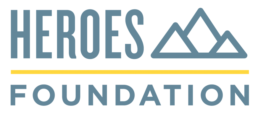 Heroes Foundation Logo