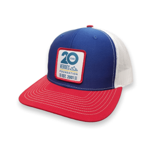 Heroes Foundation Limited Edition 20th Anniversary Snapback